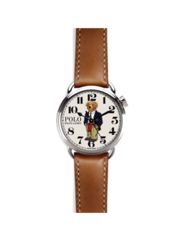 Polo Preppy Bear Watch by Ralph Lauren