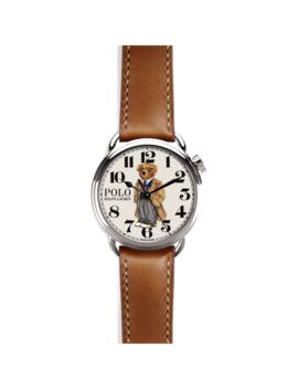 Polo Spectator Bear Watch by Ralph Lauren