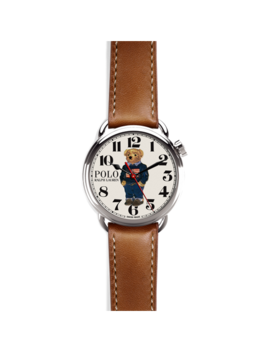 Polo Flag Bear Watch by Ralph Lauren