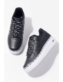 Nike Air Force 1 '07 Se Premium Overbranded Sneaker by Nike