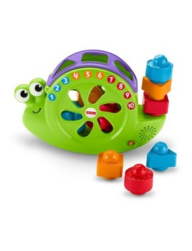 Fisher Price Rock 'n Sort Snail Pail by Fisher Price