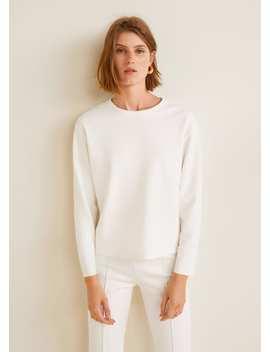 Suéter Textura by Mango