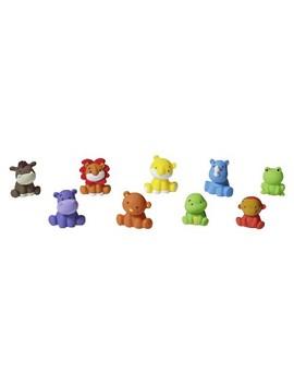 Infantino Tub O' Toys   Animals   9pc by Infantino