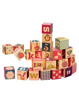 B. Two Four Blocks Wood Blocks by Shop This Collection