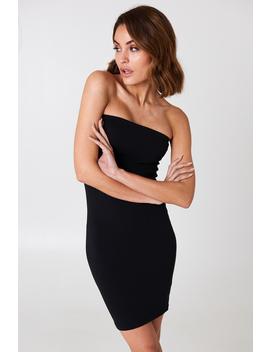 Basic Jersey Bandeau Dress by Na Kd Basic