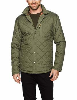 Quiksilver Men's Puffed Up Quilted Jacket by Quiksilver