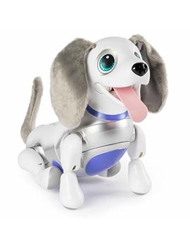 Zoomer Playful Pup, Responsive Robotic Dog With Voice Recognition & Realistic Motion, For Ages 5 & Up by Zoomer