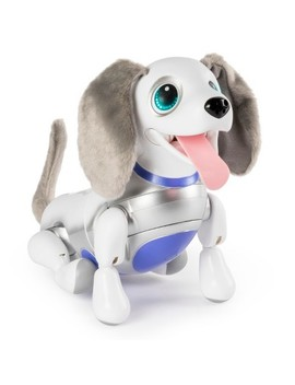 Zoomer   Playful Pup   Responsive Robotic Dog With Voice Recognition And Realistic Motion by Zoomer