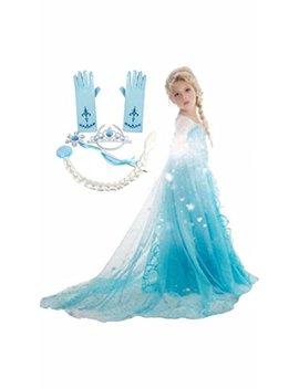 Frozen Inspired Dress by Fashion Moda4 U