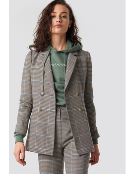 Double Buttoned Blazer by Astrid Olsen X Na Kd