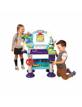 Little Tikes Stem Jr. Wonder Lab Toy With Experiments For Kids by Little Tikes