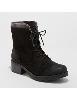 Women's Dez Lace Up Hiker Boots   Universal Thread™ by Universal Thread