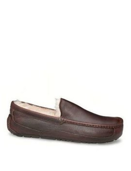 Ugg® Ascot Men's Leather Slippers by Ugg