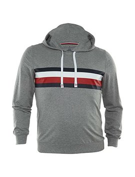 Tommy Hilfiger Men's Modern Essentials French Terry Pullover Hoodie by Tommy+Hilfiger