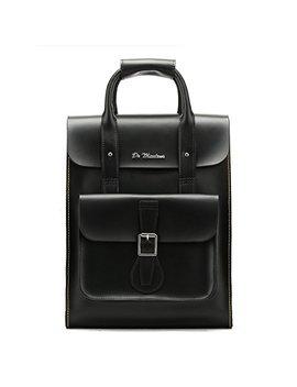 Dr. Martens Black Kiev Small Backpack by Dr. Martens