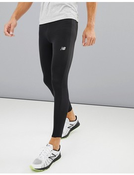 New Balance   Running Accelerate   Collants   Noir by New Balance