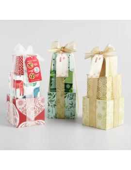 Holiday Gift Tower by World Market