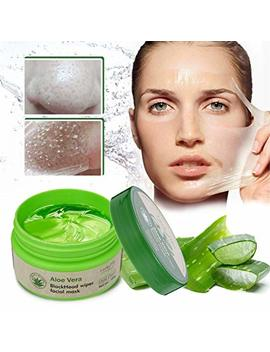 Lucky Fine Aloe Vera Peel Off Facial Mask   Blackhead Removal   Purifying Deep Cleansing   Acne Treatment   Oil Control   Facial Moisturizing  ... by Luckyfine