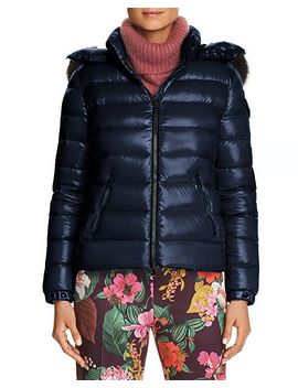 Bady Fur Jacket by Moncler