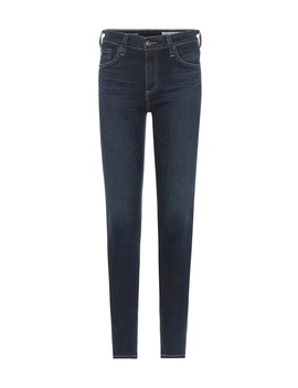 High Rise Skinny Jeans The Farrah by Ag Jeans