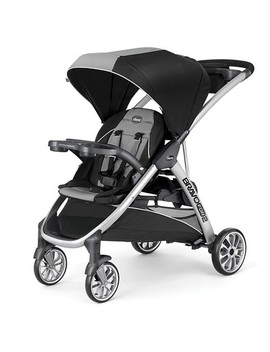Chicco Bravo For 2 Double Stroller Zinc by Chicco