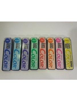 Eno Color Mechanical 0.7mm Pencil Set Lead Refill 8 Box Full Set by Pilot