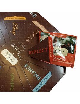 Numi Organic Tea By Mood Gift Set, Tea Gift Box, 40 Bags, Assortment Of Premium Organic Black, Pu Erh, Green, Mate, Rooibos, Herbal Tea Variety Pack, Non Gmo... by Numi Organic Tea