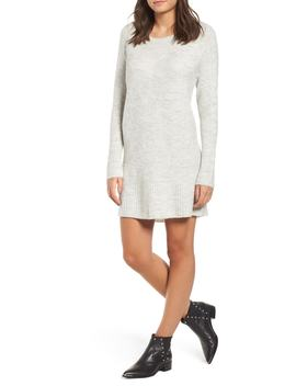 De La Strap Detail Sweater Dress by Rvca