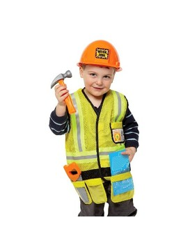 Melissa & Doug® Let's Pretend Construction Worker Set by Melissa & Doug