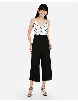 Dotted Downtown Cami by Express