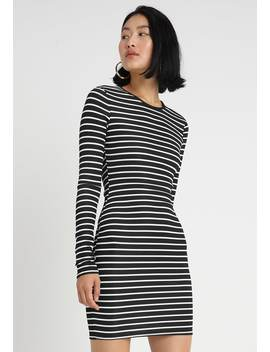 Stripe Long Sleeve Dress   Tubino by Missguided Tall