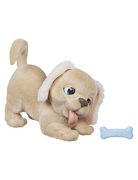 Fur Real Fuzz Pets Playful Goldie by Fur Real