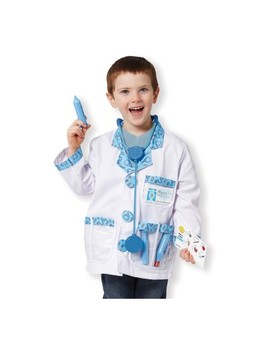 Melissa & Doug® Doctor Role Play Costume Dress Up Set (7pc) by Melissa & Doug