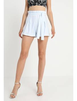 Paper Bag   Shorts by Missguided