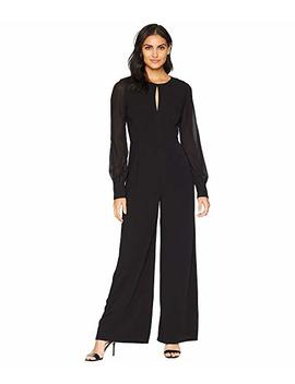 Grace Woven Jumpsuit by Adelyn Rae