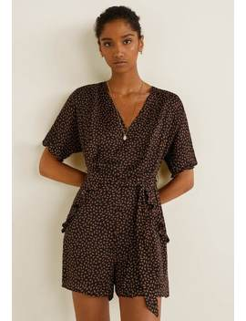 Lene   Tuta Jumpsuit by Mango