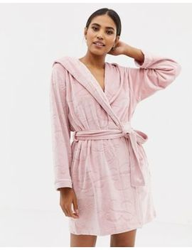 B By Ted Baker Embossed Robe by Ted Baker