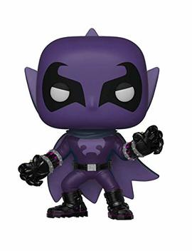 Funko Pop Marvel: Animated Spider Man Movie   Prowler Collectible Figure, Multicolor by Fun Ko