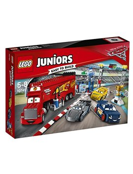Lego Disney Cars 3   Florida 500 Final Race by Lego