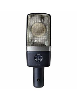 Akg C214 Professional Large Diaphragm Condenser Microphone by Akg Pro Audio