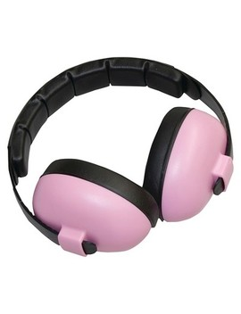 Baby Banz Infant Hearing Protection Earmuffs   Baby Pink by Baby Banz