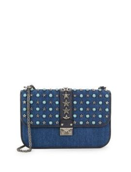 Studded Shoulder Bag by Valentino Garavani
