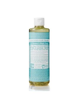 Dr Bronner's Organic Baby Cast Liquid Soap 472ml by Dr Bronner's