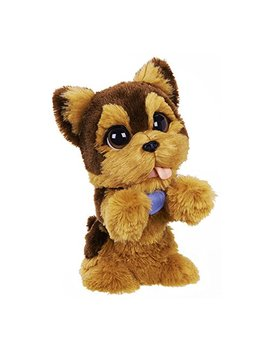 Fur Real Friends Jake My Jumping Yorkie Toy   Interactive Plush, Ages 4 And Up (Amazon Exclusive) by Fur Real