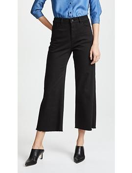 Hepburn Wide Leg Jeans by Dl1961