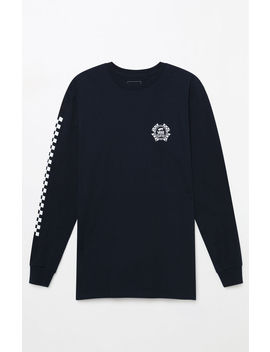 Vans Check It Long Sleeve T Shirt by Pacsun