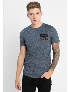 Jcobon Tee Crew Neck   Print T Shirt by Jack & Jones
