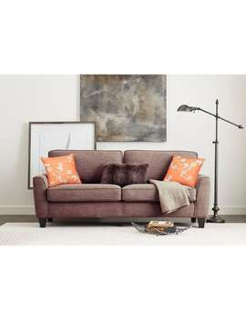 "Truly Home Alan 73"" Sofa by Generic"