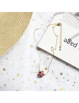 Anime Sailor Moon Ami Regresa Metal Pendant Necklace Cosplay Jewelry Crown Heart Shaped Girls Accessories by Ali Express
