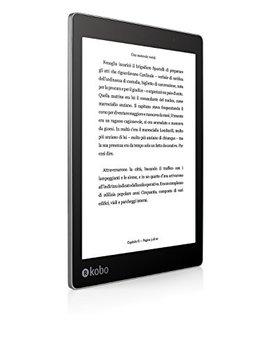 Kobo 19.81 Cm Aura One E Book Reader   Black (8 Gb Ram) by Kobo